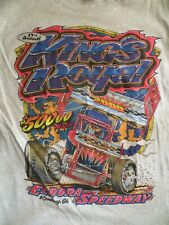 2000 Eldora Kings Royal World of Outlaws Sprint Car Shirt XL