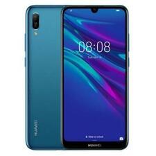 HUAWEI Y6 2019 SAPPHIRE BLUE DUAL SIM 32GB ROM 2 GB RAM GARANZIA ITALIA 24 MESI