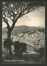 AD6381 Genova - Provincia - Camogli - Veduta dal Castellaro