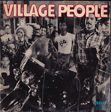 Village People - self titled - LP 12""