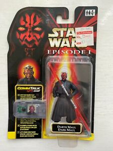 BNIB STAR WARS EPISODE 1 COLLECTION 1 DARTH MAUL JEDI DUEL HASBRO ACTION FIGURE