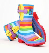 Ladies Evercreatures Wellies Mid-Calf & Tall Wellington Ankle Boots - UK 3 - 8