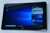 """Dell Venue 11 Pro 7130 Intel i5-4300Y 1.60Ghz 4GB RAM 128GB SSD 10.8"""" Tablet"""