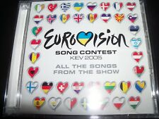 Eurovision Kiev 2005 CD All The Songs From The Show