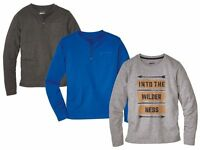 Jungen T-Shirt Langarmshirt Langarm Shirt Pullover Sweatshirt PEPPERTS (R25)