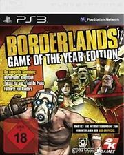 Playstation 3 Borderlands Game of the Year Edition Neuwertig
