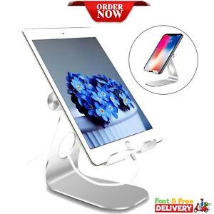 12.9 iPad Pro Stand Aluminum Multi-Angle Adjustable Charging Dock Tablet Holder