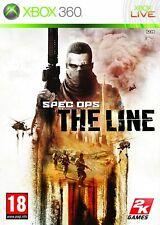 Spec Ops The Line Xbox 360 Excelente Estado UK PAL