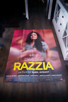 RAZZIA Nabil Ayouch 4x6 ft French Grande Movie Poster Original 2018