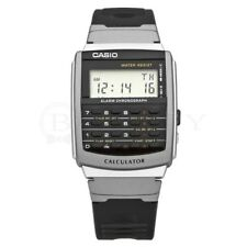 Casio Men's Classic Quartz Digital 8- Digit Calculator WristWatch CA-56-1DF