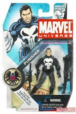 "Hasbro Rare 2008 Marvel Universe 3.75"" Punisher 020 MOSC MISB"