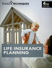Tools and Techniques of Life Insurance Planning (Tools & Techniques) by Stephan