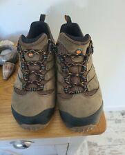 Merrell Mens Waterproof Hiking Boots Size 9