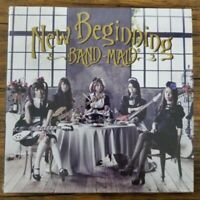 Band-Maid New Beginning CD + DVD Hard Rock Band J-POP Music 34 minutes Japan NEW