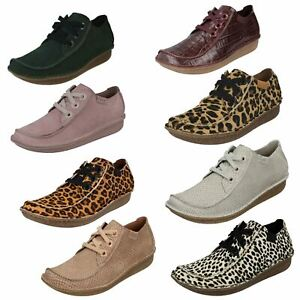 Ladies Clarks Comfortable Shoes Funny Dream