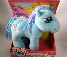 My Little Pony Plush Stuffed Shenanigans New Great Collectible Soft Lovable Pony