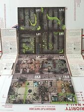 Kickstarter Ghostbusters The Board Game LIBRARY & SHANDOR BUILDING Game Titles