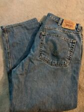 Levi's 550 Men's Relaxed Fit Jeans 38x29