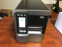 TSC MX240 High-Volume Label Printer, Serial, Parallel, USB, Ethernet