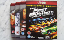 HD-DVD The Fast And The Furious 3-Disc Ultimate Collection DEUTSCHE Tonspur TOP