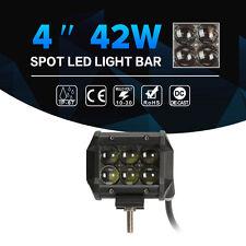 "OSRAM 4""inch 42W LED Work Light Bar Spot/Flood Offroad Pickup 4X4WD Fog Lamp 12V"