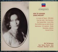 Kiri te Kanawa Sings Mozart 3-disc CD NEW Georg Solti