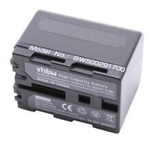 Akku wie Sony NP-FM30, NP-FM50, NP-FM90, NP-FM91 (2000mAh 7.2V Li-Ion)