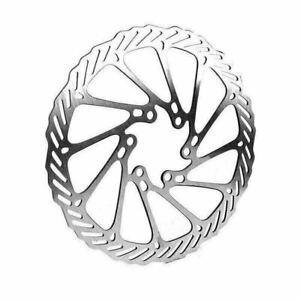 1 x Bicycle 160mm Bike Disc Brake Rotor  +6 Stainless Steel Blots
