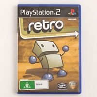 Retro for Sony PlayStation 2 (PS2 Game) [PAL]