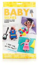 Baby Selfies Kit Newborn Photo Props Baby Shower Gift Family Picture Accessories