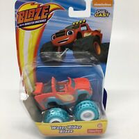 "Nickelodeon Blaze And The Monster Machines ""Water Rider Blaze"" Die Cast Toy -New"
