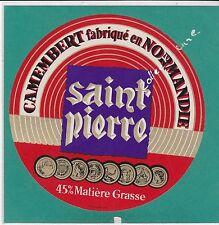 H66 FROMAGE CAMEMBERT NORMANDIE  SAINT PIERRE