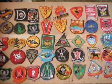 set 25 bonus 15 , Air Force USAF , USN , USSF , ARVN , vietnam war patch  , s19