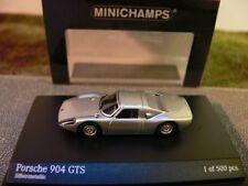 1/87 Minichamps Porsche 904 GTS silber