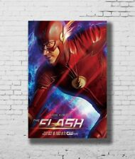 24x36 14x21 40 Poster The Flash New Season 4 American TV Series Art Hot P-1931