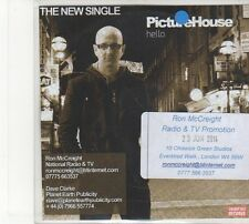 (FD188) Picture House, Hello - 2014 DJ CD