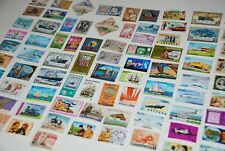 = Large MNH Collection = Space - Ships - Plane - People - Train - Sailing,. 85 x