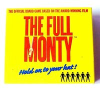 The Full Monty Board Game - The Official Game - New & Factory Sealed