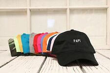 New Papi Baseball Cap Hat Many Colors Available