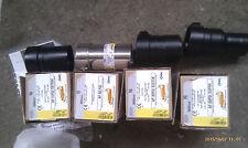 adaptateur pour T de branchement pgi 80/130 poujoulat noir ou inox