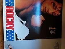 Rocky Laserdisc LD VF PAL Sylvester Stallone