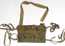 Original WWII 1918 Dated Grenade Vest