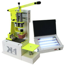 PAD PRINTING MACHINE   UV EXPOSURE UNIT   STARTER KIT PAD PRINTER