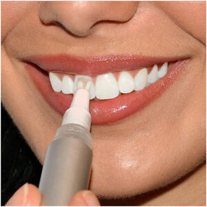 New TEETH WHITENING Gel Pen Absolute White Tooth Whitener Delicate Stain Remover