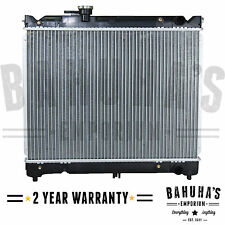 SUZUKI VITARA / ESCUDO 1988>1999 / X-90 MANUAL RADIATOR 375mm x 490mm CORE SIZE