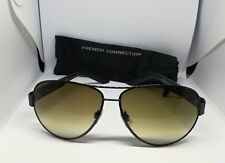 French Connection - FC - Sunglasses - 228 / 15800 - Yellow Lens - Men's