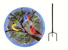 Songbird Essentials Songbird Trio Staked Birdbath Se5007