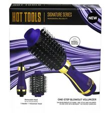 Hot Tools Signature Series One Step Blowout Detachable Volumizer Hair Dryer New