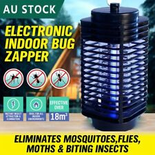 Electronic Bug Trap UV Mosquito Lamp Insect Zapper Pest Fly Killer Light AU Plug