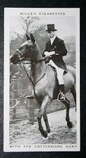 Cottesmore Hunt   Leicestershire  Rutland  Original Vintage Photo Card